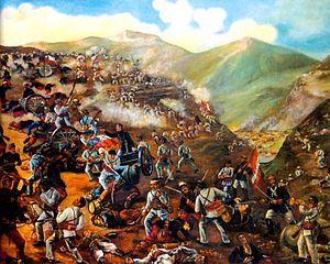 Battle of Tarapacá - Battle of Tarapacá