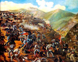 Battle of Tarapacá - Battle of Tarapacá