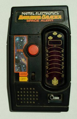 Battlestar Galactica - Mattel Battlestar Galactica game, circa 1978