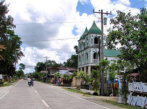 Batuan, Bohol - Main street