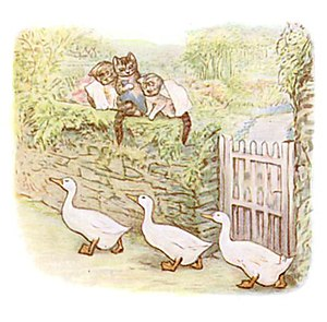 Beatrix Potter - The Tale of Tom Kitten - Illustration from p 44.jpg