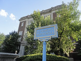 Beaumont High School (St. Louis) Comprehensive public high school in the United States