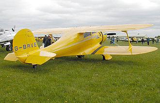Beechcraft - 1943 Beech D.17S Staggerwing