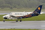 Beechcraft A100 King Air 'LN-AWA' (43921485785).jpg