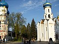 Before the church of Holy Sprit - panoramio.jpg
