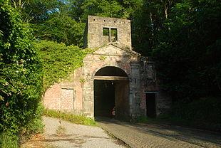 Porte de namur villers la ville wikip dia - La porte bleue belgique ...
