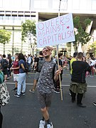 Belgrade Pride 2019, Queers against capitalism.jpg