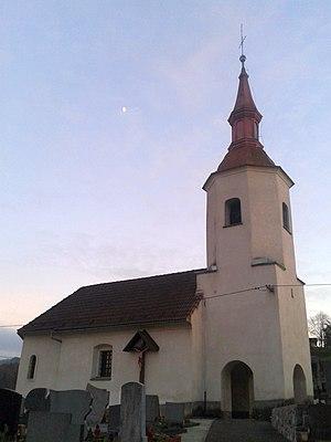 Beli Grič - Exaltation of the Holy Cross Church