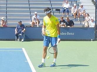 Thomaz Bellucci - Bellucci at 2012 US Open