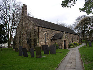 Belper - St John's Chapel (originally St. Thomas)