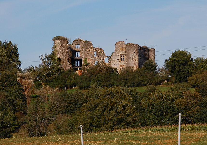 Beltzuntz castle.