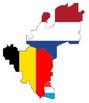 Benelux flag map.png