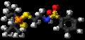 Bensulide molecule ball.png