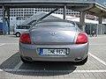 Bentley Continental GT Heckansicht.jpg