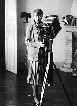 Elizabeth McCausland - Berenice Abbott, 1930s