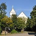 Berg (bei Ravensburg) Pfarrkirche Vorplatz.jpg