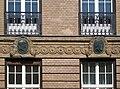 Berlin, Mitte, Reinhardtstraße 34, Haus der Freien Berufe, Fassadendetail mit Porträtmedaillons.jpg