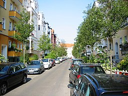 Defreggerstraße in Berlin