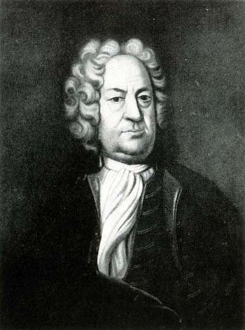 'Berlin' portrait of Johann Sebastian Bach
