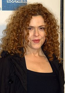 Photo de Bernadette Peters