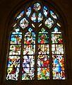 Bernay N-D vitrail Entrée du Christ.jpg