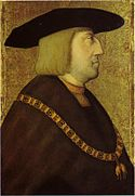 Bernhard Strigel Portrait of the Emperor Maximilian I.jpg