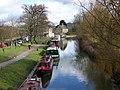 Beside the canal, Batheaston - geograph.org.uk - 1755230.jpg
