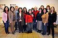 Besuch Freundeskreis Hannover beim Stadtkulturpreis-Träger (Sonderpreis) Kargah, (21) Ein Teil des Teams vom Verein Kargah e.V.jpg