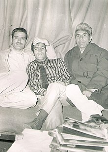 Maqbool Bhat, Hashim Qureshi and Mir Qayyum