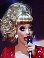 Bianca Del Rio, Rolodex of Hate Tour, Theater Amsterdam 2015 (cropped).jpg