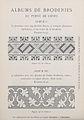 Bibliothèque DMC - 02 - Albums de Broderies au Point de Croix I - II.jpg