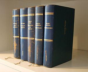 Aufbau-Verlag - 1951 book set published by Aufbau-Verlag