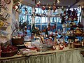 Bickleigh , Bickleigh Mill, Christmas Window Display - geograph.org.uk - 1581712.jpg