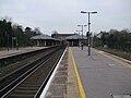 Bickley station Herne Hill line eastbound look east.JPG