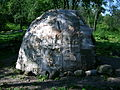 Birch bark lodge, Whitefish Island 3.JPG