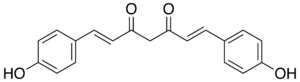 Curcuminoid - Bisdemethoxycurcumin