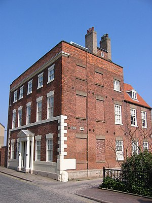 Grade II* listed buildings in the East Riding of Yorkshire