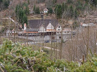Freilichtbühne hornberg