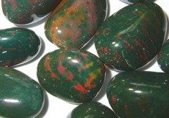 Bloodstone gems stone