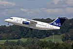"Blue1 BAE Systems Avro 146-RJ85 OH-SAL ""Orivesi"" (22889437344).jpg"