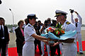 Blue Ridge arrives in Zhanjiang to promote maritime cooperation 150420-N-QL961-063.jpg