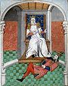 BnF Fr232 fol323 Alp Arslan Romanus