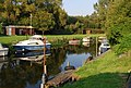 Boats on the River Stour, Fordwich - geograph.org.uk - 984579.jpg