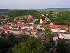 Polska - Bolków, Widok na rynek