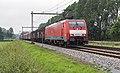 Borne DBC 189 079 met de staaltrein naar Hamm (28347953245).jpg