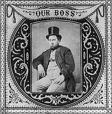 Political boss - Wikipedia, the free encyclopedia
