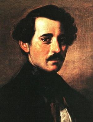 Carlo Bossoli - Self-portrait (date unknown)