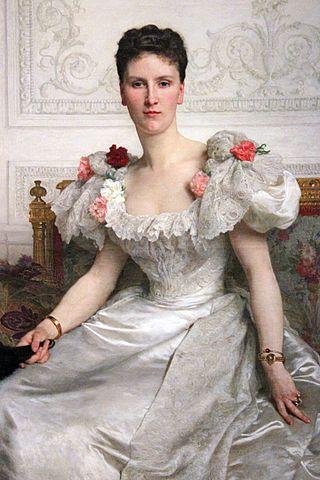 Портрет графини Камбасерес 1895, Музей искусств, Сиэтл