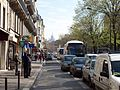Boulevard des Batignolles, Paris 4 April 2008.jpg