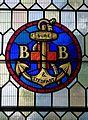 Boys' Brigade emblem, Uphall.JPG